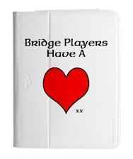 Bridge themed iPad cover